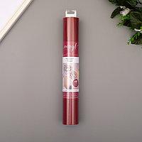 Клеевой винил American Crafts 'Pomegranate' 30.5х120 см