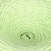Пряжа трикотажная широкая 100м/320±15гр, ширина нити 7-9 мм (мохито)