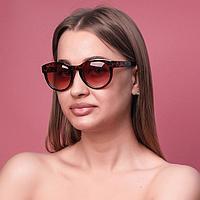 Очки солнцезащитные женские 'Ириум.', uv 400, 14х3.5х5.3 см, линза 5.2х6 см