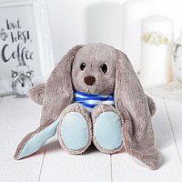 Мягкая игрушка 'Lu морячок', заяц