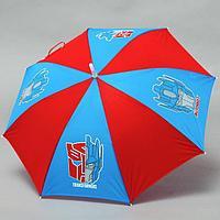 Зонт детский 'TRANSFORMERS', Трансформеры, 8 спиц d70см