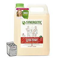 Средство чистящее Synergetic для кухонных плит, 5 л