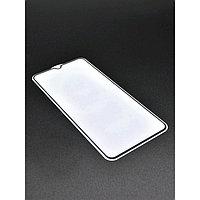 Защитное стекло Innovation 2D для Samsung A10/M10/M20, полный клей, черная рамка