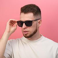Очки солнцезащитные мужские'Мастер К.', поляризационные, 3 х 14 см