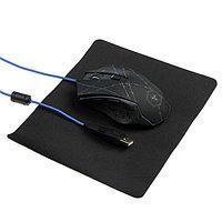 Мышь Defender Forced GM-020L, игровая, проводная, оптическая, 6 кнопок, 3200 dpi, чёрная