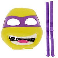 Набор героя 'Ниндзя', маска и 2 дубинки