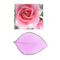 Молд пластик st-0021 'Роза лист'