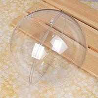 Заготовка - подвеска, раздельные части 'Шар', диаметр собранного 18 см