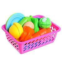 Набор продуктов в корзине 'На обед'