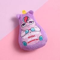 Мягкая игрушка-магнит 'Буду с тобой всегда, как твой лишний вес' (комплект из 6 шт.)