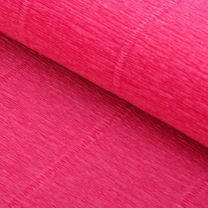 Бумага гофрированная, 550 'Антично-розовая', 0,5 х 2,5 м - фото 1
