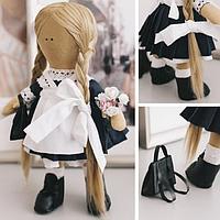 Интерьерная кукла 'Школьница Николь', набор для шитья 15,6 x 22.4 x 5.2 см