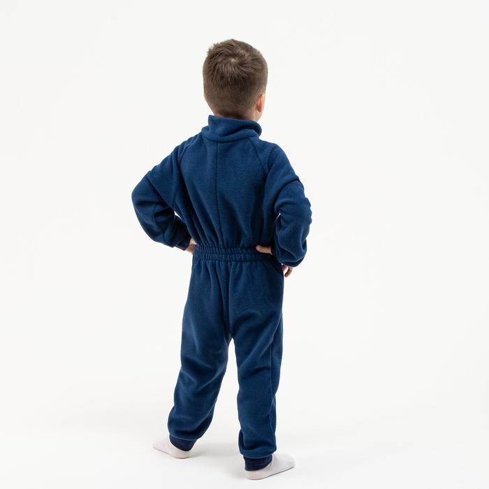 Комбинезон для мальчика, цвет чернильный, рост 74-80 см (22) - фото 3