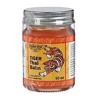 Тайский бальзам Herbal Star 'Тигр', при болях в мышцах и суставах, от укусов насекомых, 50 мл
