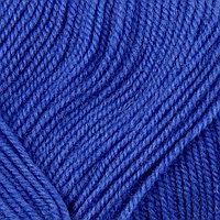 Пряжа 'Австралийский меринос' 95меринос. шерсть,5 акрил объёмный 400м/100гр(491-Ультрамар)