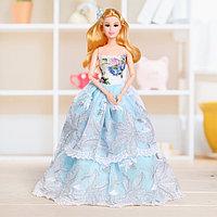Кукла-модель шарнирная 'Анна' в платье, МИКС