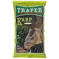 Прикормка Traper Карп, вес 1кг