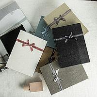 Коробочка подарочная под набор 'Счастье', 13*18 (размер полезной части 12,5х17,5см), цвет МИКС (комплект из 6