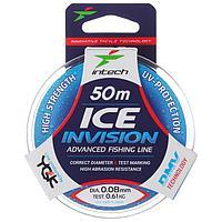Леска Intech Invision Ice Line 0,08, 50 м