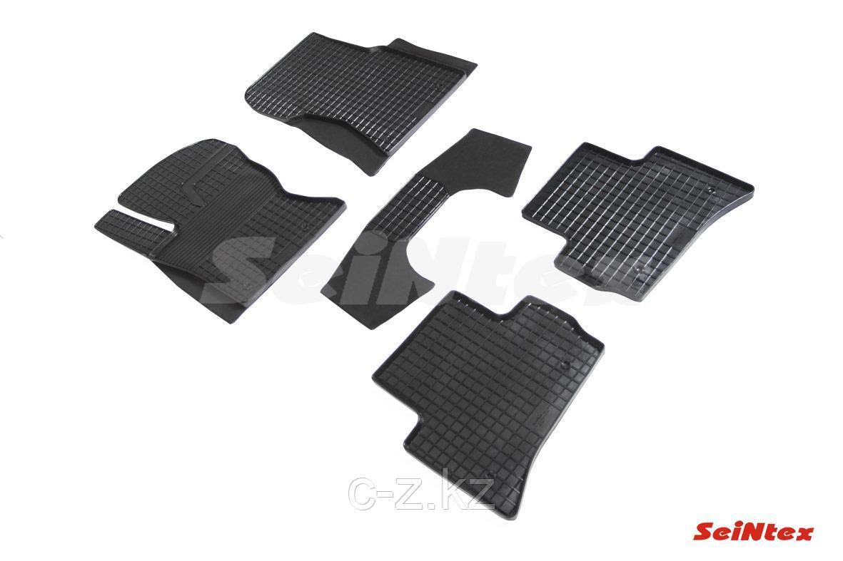 Резиновые коврики для Land Rover Velar 2017-н.в.