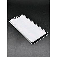Защитное стекло Innovation 2D для Xiaomi Mi 8, полный клей, черное