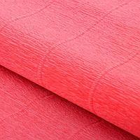Бумага гофрированная, 601 'Розовая гвоздика', 0,5 х 2,5 м
