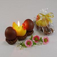 Свеча-подставка для яиц 'Курочка'