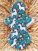 Многоразовая ультра прокладка 31,5 см (6-8 ) Ecorina