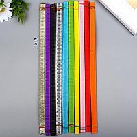 Цветной гофрокартон д/квиллинга 'Краб' (набор 10 шт) 10 цветов