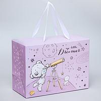 Пакет-коробка 'My little dreamer', Me To You, 20 x 28 x 13 см