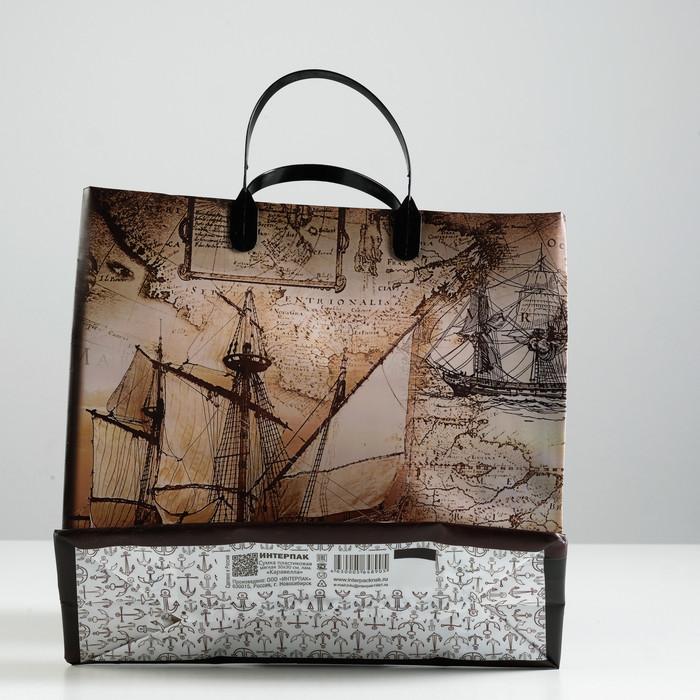 Пакет 'Каравелла', мягкий пластик, 30 х 30 см, 150 мкм (комплект из 10 шт.) - фото 2