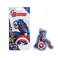 Ароматизатор подвесной Marvel Капитан Америка, Океанский бриз