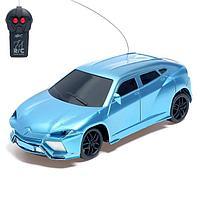 Машина радиоуправляемая 'Гоночный джип', работает от батареек, МИКС