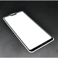 Защитное стекло Innovation 2D, для Xiaomi Mi 8 Lite, полный клей, черная рамка