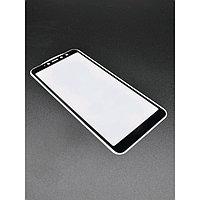 Защитное стекло Innovation 2D для Xiaomi Redmi S2, полный клей, черная рамка