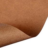 Набор Крафт Бумага 297*420 мм, А3, 78 г/м, 100 л, коричневый