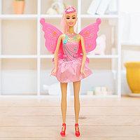 Кукла сказочная 'Фея' в платье, МИКС