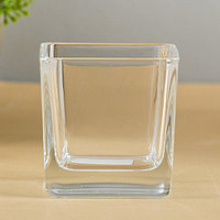 Ваза 'Кубик' Бернарди-1 6х6х6 см