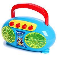 Музыкальная игрушка 'Магнитофончик Диско-хит'