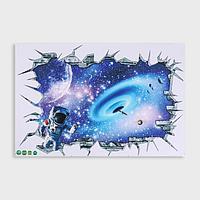 Панель самоклеящаяся Космос потолочная 90*60см