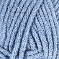 Пряжа 'Lana Grace Grande' 25 шерсть мериноса, 75 акрил 65м/100гр (2820 воздушно-голубой)