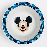 Салатник керамический детский,Микки Маус и его друзья, 360 мл, 140мм