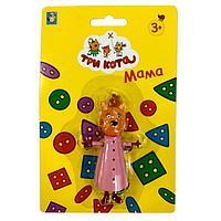 Игрушка 'Три Кота. Мама' 8 см, подвижные ножки и ручки