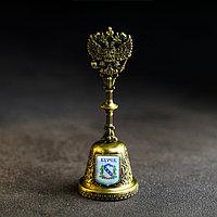 Колокольчик в форме герба 'Курск. Триумфальная арка'