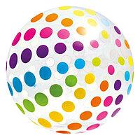 Мяч пляжный 'Джамбо', d107 см, от 3 лет, 59065NP INTEX