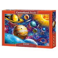 Пазл 1000 элементов 'Солнечная система'