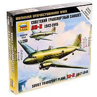 Сборная модель 'Советский самолёт Ли-2'