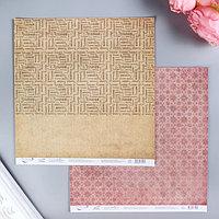 Набор бумаги для скрапбукинга 'Алхимия' 190 г/кв.м 30.5 x 30.5 см 7 шт