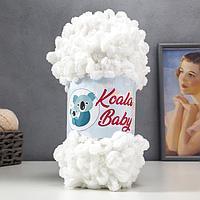 Пряжа 'Koala baby' 100 полиэстер 16,7м/180гр (101)