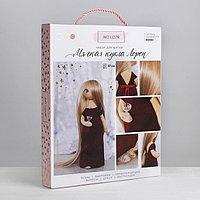 Интерьерная кукла 'Лорен', набор для шитья, 18 x 22.5 x 3 см